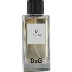 My Dolce & Gabbana D & G 18 LA LUNE b EDT SPRAY 3.3 OZ *TESTER