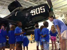 Exchange Club funds kids' visit to Patriots Point - WCIV-TV   ABC News 4 - Charleston News, Sports, Weather