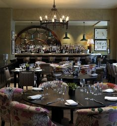 Brasserie Max  On Covent Garden's prettiest street, Monmouth Street, Brasserie Max at the Covent Garden Hotel is a good theatreland choice. The set menu changes monthly, with the current menu offering a variety of autumnal dishes. – two courses £23.50, three courses £25.00