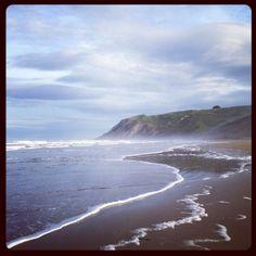 Porangahau Beach, NZ