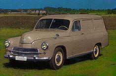 Warszawa 201F Chevrolet, Antique Cars, Motorcycles, Ford, Vans, Vehicles, Historia, Fotografia, Vintage Cars