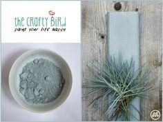 Mléčná barva GREEK SHUTTERS hluboký zeleno-šedýodstín od The Crafty Bird Milk Paint.
