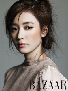 Han Hyo-joo // Harper's Bazaar Korea // 2011