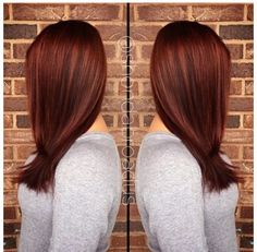 40 Fresh Trendy Ideas for Copper Hair Color kastanienbraune Haarfarbe Bright Red Hair, Red Hair Color, Brown Hair Colors, Auburn Hair Colors, Copper Brown Hair, Chestnut Brown Hair, Copper Red, Copper Color, Beautiful Red Hair