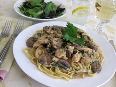 Chicken with Mustard Mascarpone Marsala Sauce foodie-3