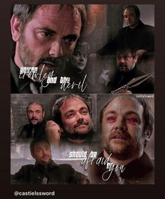 Mark Sheppard, Crowley, Supernatural, Movies, Movie Posters, Fictional Characters, Art, Art Background, Films