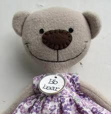 handmade teddy bears - Google Search