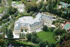 Top 10 des maisons les plus chères du monde