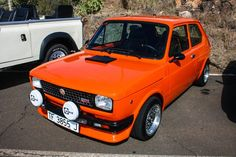 Fiat 126, Br Car, National Car, Fiat Cars, Fiat Abarth, Cute Cars, Modified Cars, Small Cars, Old Cars