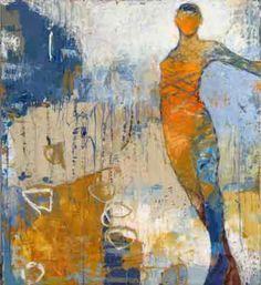 Rara Avis 16, Jylian Gustlin at Donna Seager Gallery