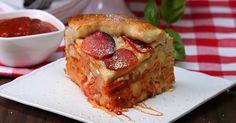 Pizza + Cake = Pizza Cake?!