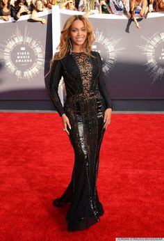 Beyonce VMA 2014 | Beyonce's MTV Video Music Awards 2014 Outfit Is A Sight To Behold