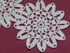 How to crochet scarf Floral motif Very easy Step by step Tutorial - YouTube