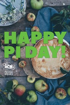 Happy Pi Day! How much of Pi can you recite from memory? (No cheating. 😉)