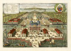 Dahlberg Architectural Prints 1696