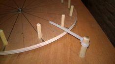 DIY Prizee wheel - Roue de la fortune