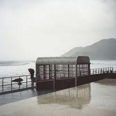 outside the box  typhoon blues by Tom Kondrat