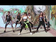 HULA HOOP-DADDY YANKEE COREOGRAFIA ZUMBA FITNESS - YouTube