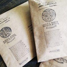 saltandsteel:    Shipping || Orders headed all over the globe. We hope you enjoy. #saltandsteel #saltandsteelcollective #pioneersneedsettlers