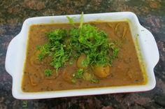 Bharlelya Kandyachi Bhaji Recipe - Maharashtrian Food