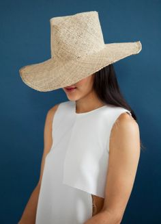 Pinch Panama Hat by Clyde 5f4a831ab926