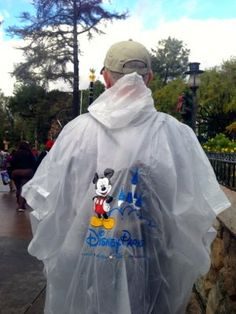 14 Tips and Tricks for Doing Disney in the Rain
