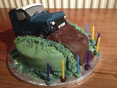 Land Rover cake for birthday Novelty Birthday Cakes, 18th Birthday Cake, Birthday Cake Girls, Lightning Mcqueen Birthday Cake, Batman Cakes, Star Wars Cake, Types Of Cakes, Cakes For Boys, Girl Cakes