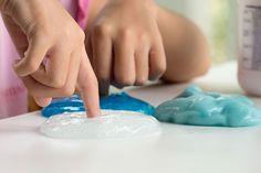 Cómo hacer slime casero #slime #handmade #manualidades #diy