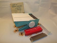 Dial-O-Matic Vegetable Slicer Fancy by OutrageousVintagious