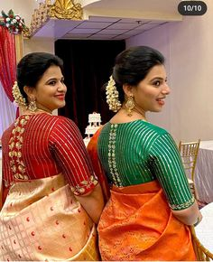 Saree and blouses What's Different In Indian Fashion? Article Body: Indian fashion has a greedy, new Wedding Saree Blouse Designs, Fancy Blouse Designs, Blouse Neck Designs, Cutwork Blouse Designs, Hand Work Blouse Design, Stylish Blouse Design, Wedding Ceremony Ideas, Designer Blouse Patterns, Wedding Dress