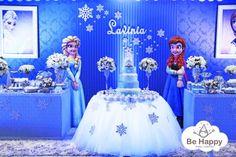decoração frozen luxo - Pesquisa Google