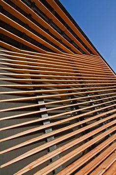 FIS-SST Office Building designd by Zalewski Architecture Group; Gliwice / Poland