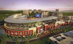Atlanta Braves new stadium