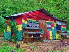 colorful Jamaica