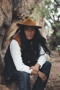 Ginew: Native created, designed and Native-influenced denim fashion Native American Models, Native American Beauty, Native American Indians, Native American Photography, Beautiful Men, Beautiful People, Michael Greyeyes, Long Hair Models, Young Black