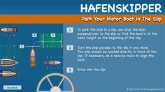 Hafenskipper - Park Your Motor Boat in The Slip