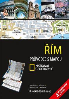 Řím - průvodce s mapou NG – Knihkupectví Neoluxor