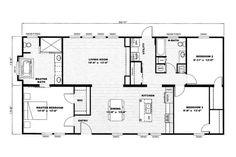 180 Modular Double Singlewide Plans Ideas Floor Plans Modular Homes Modular