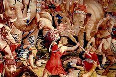 Guerras Púnicas Punic Wars, Ancient Civilizations, Roman Empire, Romans, Aztec, Renaissance, History, Elephants, Painting
