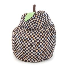 Mackenzie-Childs Kids' Courtly Check Bean Bag Chair. So cute!