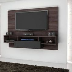 70 Rustic Tv Wall Design Ideas For Home 14 - homydezign