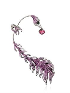 WENDY YUE - THE WILD WILLBOW MONO EAR CUFF