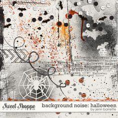 Sweet Shoppe Designs :: Seasons & Events :: Halloween :: Background Noise: Halloween by Jenn Barrette