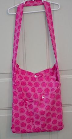 Origami felt bag