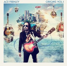 "♠+Ace+Frehley+Cracks+the+U.S.+Top+10+++""Fire+and+Water""+Music+Video+w/+KISS'+Paul+Stanley+Release+Date+Revealed"