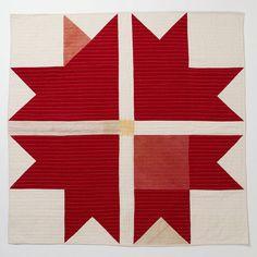 quilt for Terrain by Maura Grace Ambrose of Folk FIbers