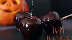 Halloween ~ Pommes empoisonnées