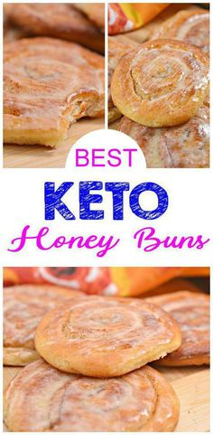 These honey bun cinnamon rolls are so tasty. Easy keto recipe that is healthy, sugar free, gluten free & low carb. Great as quick snacks ideas, keto desserts… More diet recipes easy Keto Desserts, Keto Snacks, Cinnamon Desserts, Dessert Recipes, Copycat Recipes Desserts, Quick Keto Dessert, Diabetic Snacks, Recipes Dinner, Dessert Ideas