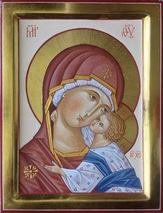 Photo: Madre di Dio della Tenerezza, 17x13 cm