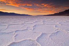 Cuenca Badwater (Death Valley, California)